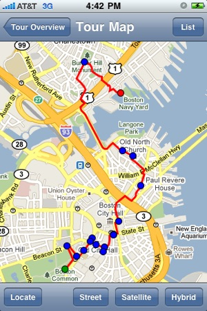 Free Guided Tour Of Freedom Trail