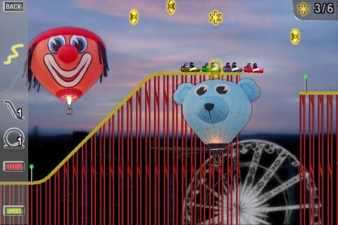 Advanced Rollercoaster Builder screenshot-3