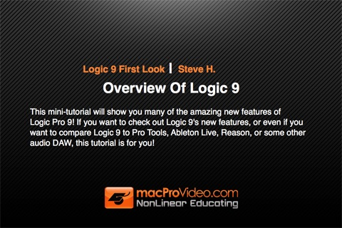 Course For Logic Pro Free