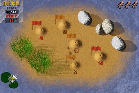 Ant Wars SE screenshot-3