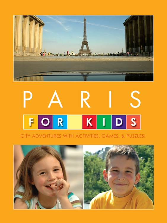 Paris for Kids for iPad screenshot-1