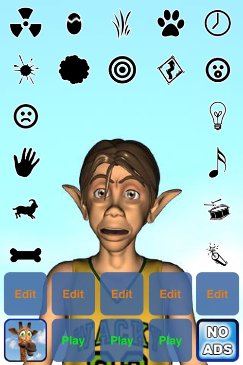 3D Talking Soundboard screenshot-3