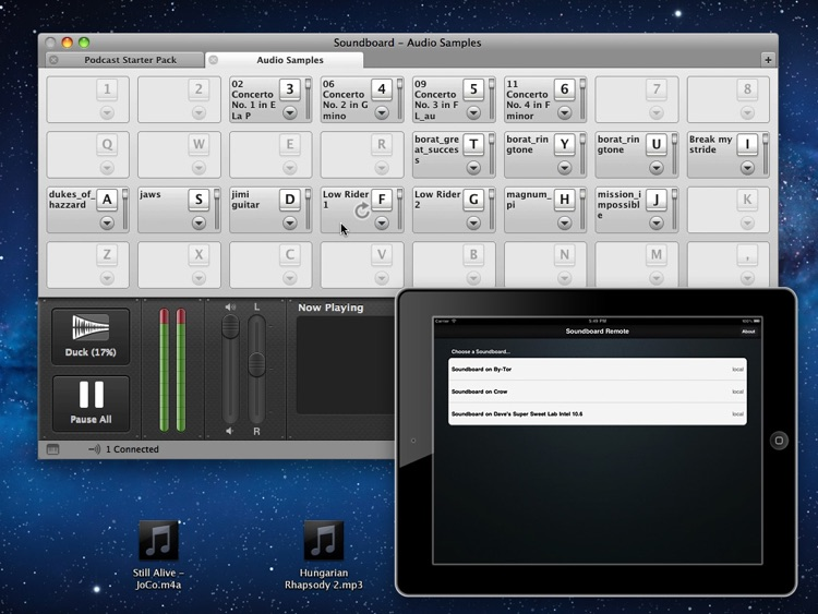 Soundboard Remote screenshot-0