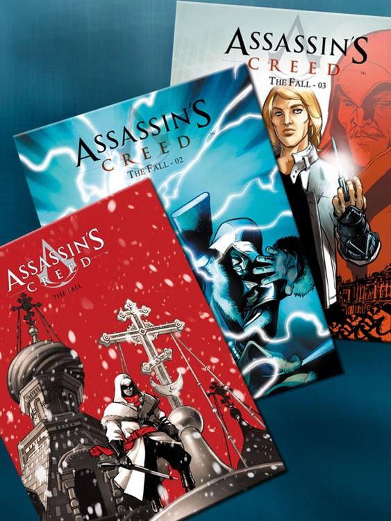 Assassin's Creed Comics screenshot-4