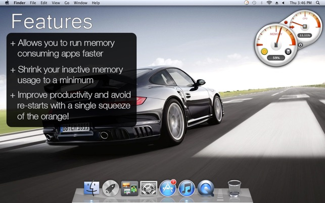 how to clear mac memory