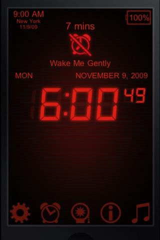 12,24 Alarm Clock Sleep Music