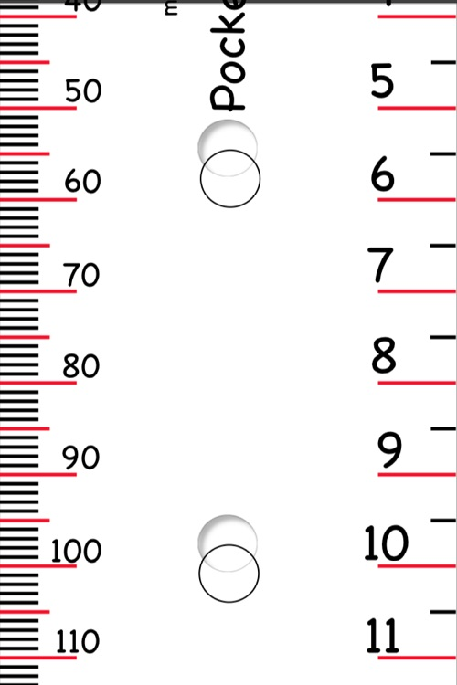 Free Pocket Ruler