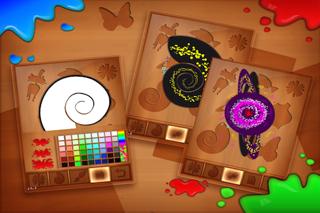 Spin It! Art Machine Lite screenshot four