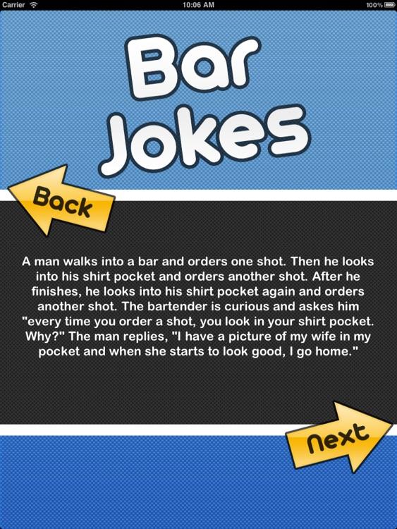 Bar Jokes (FREE)