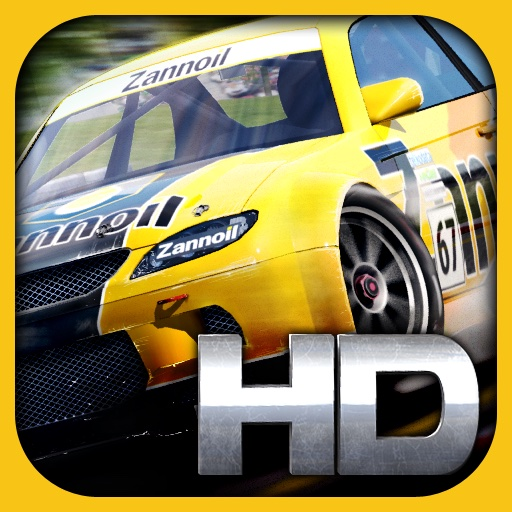 Real Racing HD icon