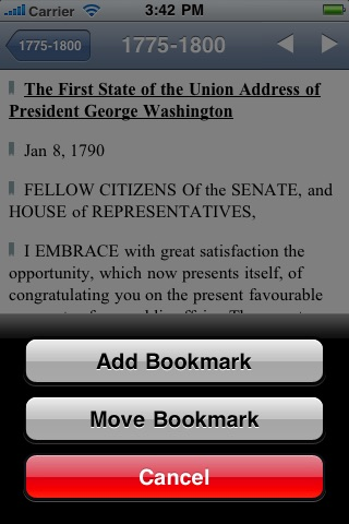 US Historical Documents & Speeches screenshot-2