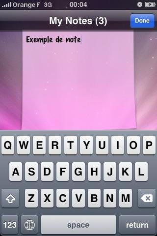 My Notes screenshot-4