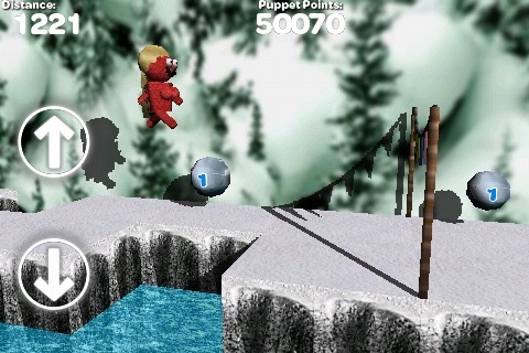 Puppet Sprint 3D screenshot-4