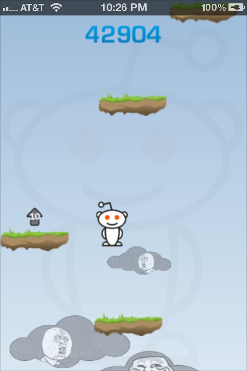 Reddit Jump