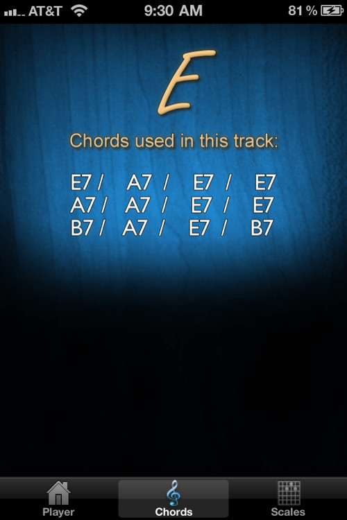 Guitar Jam Tracks: Humbucker Blues screenshot-1