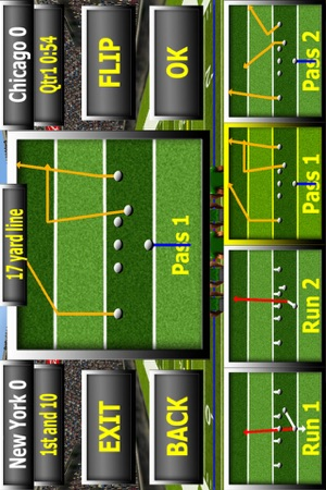 PocketSports Football HD Screenshot