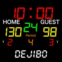 Basketball Scoreboard -Dejibo-