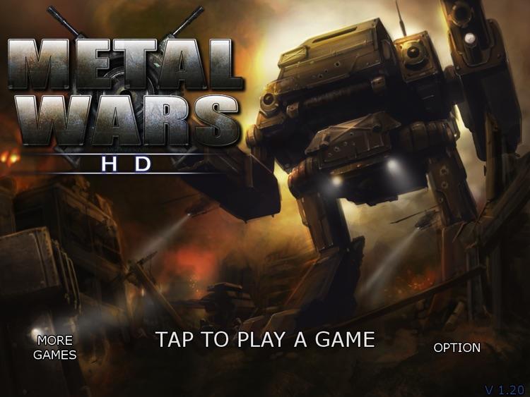 MetalWars HD Lite