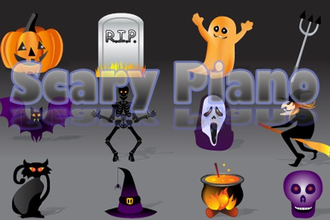 Scary Piano Free - Happy Halloween!