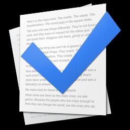 Ícone do app TextDo