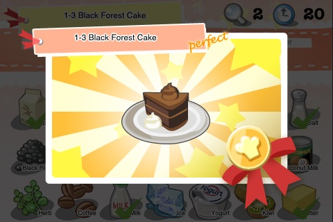 Happy Dessert Lite screenshot-3