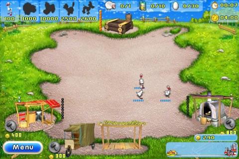 Farm Frenzy screenshot-4