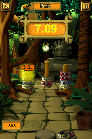 Jungle Games Free screenshot two