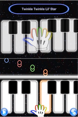 Glow Piano Lessons screenshot-0