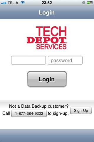 Data Backup by Tech Depot™ Services