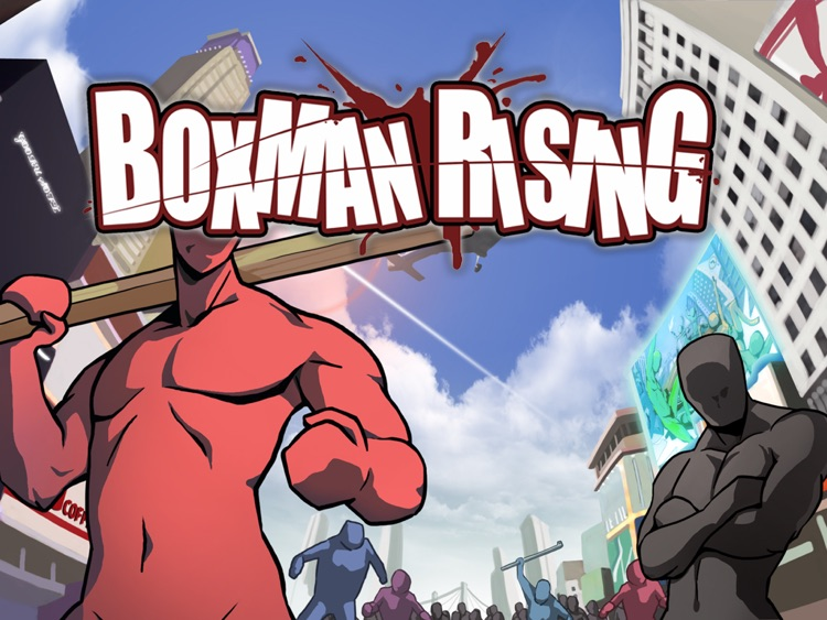 BoxMan Rising HD screenshot-0