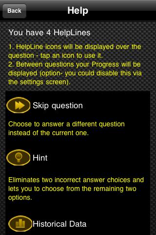 点击获取Lifeline Trivia Quiz