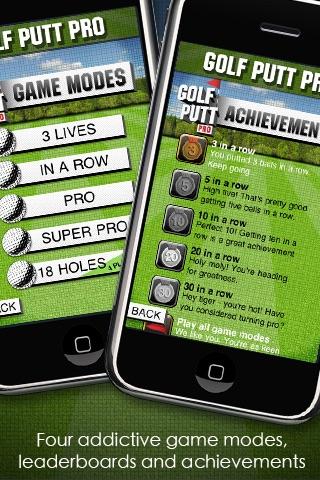 Golf Putt Pro screenshot-3