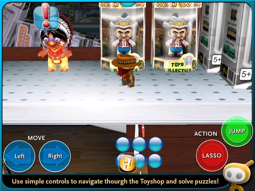 Toyshop Adventures for iPad Cheat Codes
