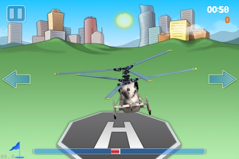 Helicopter Landing Pro Lite screenshot-3