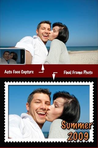 Camera ClickMe Free: Self Portrait using face detection screenshot-4