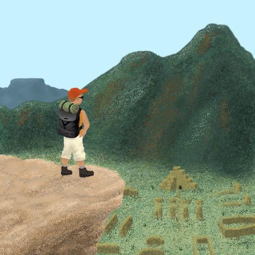 Max Diamond Treasure Hunter