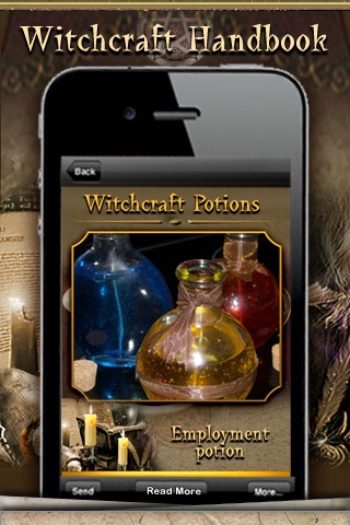 Witchcraft Handbook screenshot-3