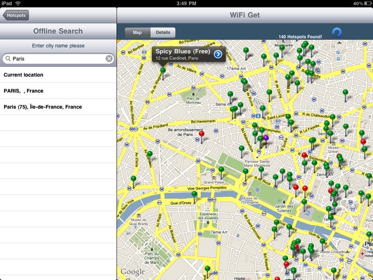 WiFi HD Free screenshot-3