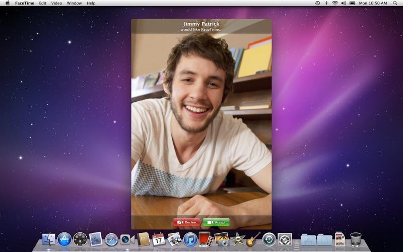 FaceTime скриншот программы 2