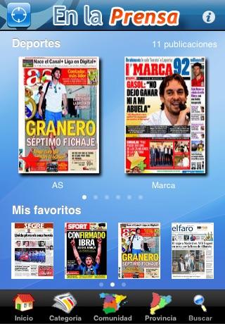 En la Prensa screenshot-4