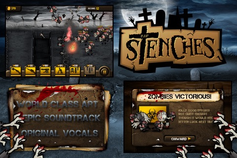Stenches: A Zombie Tale of Trenches screenshot-4