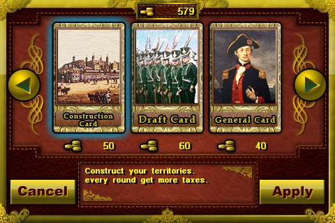 Musket & Artillery: American Revolutionary War Lite screenshot-3