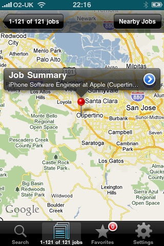 JobFinder screenshot-4