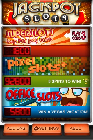 Jackpot Slots screenshot-4