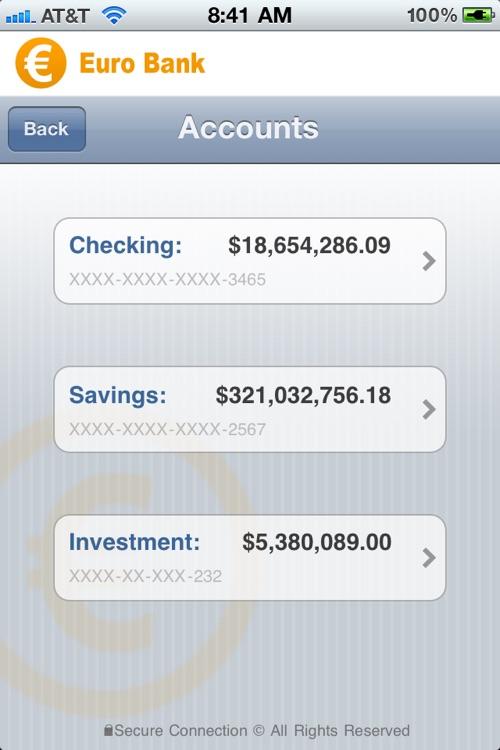 Fake Bank Free screenshot-3