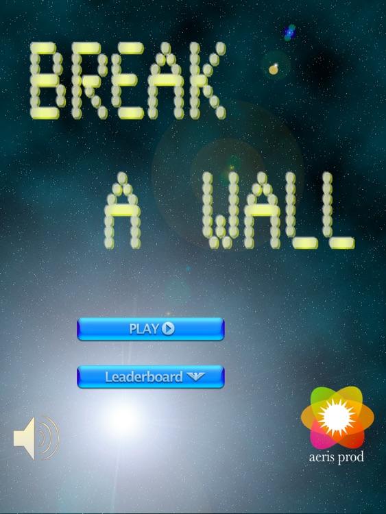Break a Wall