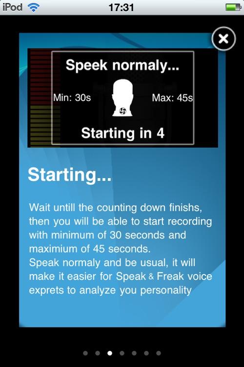 Speak&Freak Lite