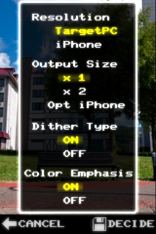 8bitCamera iPhone