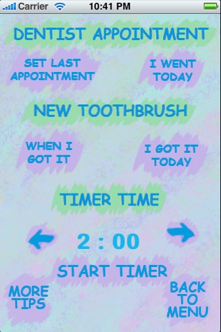 Toothbrush Timer screenshot-2