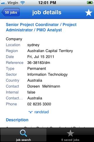 Randstad Job Search screenshot-3